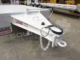 9 Ton ATM Tag Trailer WHITE ATTTAG - picture7' - Click to enlarge