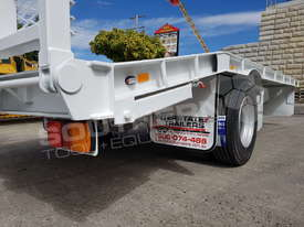 9 Ton ATM Tag Trailer WHITE ATTTAG - picture14' - Click to enlarge