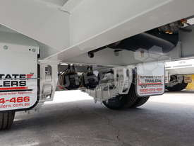 9 Ton ATM Tag Trailer WHITE ATTTAG - picture16' - Click to enlarge