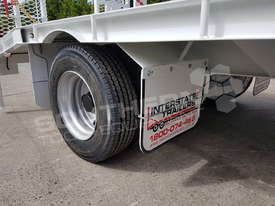 9 Ton ATM Tag Trailer WHITE ATTTAG - picture18' - Click to enlarge