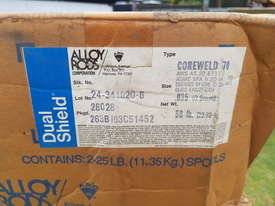 Mig Wire Coreweld 70 50lb net - picture1' - Click to enlarge