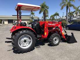 Dongfeng ZB45 FWA/4WD Tractor - picture2' - Click to enlarge