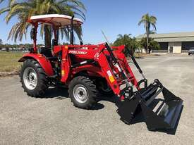Dongfeng ZB45 FWA/4WD Tractor - picture3' - Click to enlarge