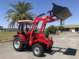 Dongfeng ZB45 FWA/4WD Tractor - picture8' - Click to enlarge