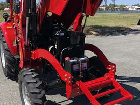 Dongfeng ZB45 FWA/4WD Tractor - picture11' - Click to enlarge