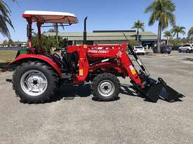 Dongfeng ZB45 FWA/4WD Tractor - picture4' - Click to enlarge