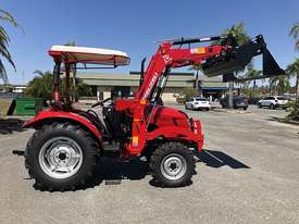 Dongfeng ZB45 FWA/4WD Tractor - picture6' - Click to enlarge