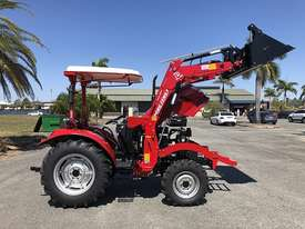 Dongfeng ZB45 FWA/4WD Tractor - picture15' - Click to enlarge