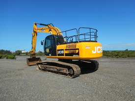 2011 Used JCB JS240LC Excavator - picture1' - Click to enlarge