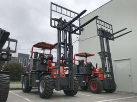 SUMMIT R420 4WD 2 Tonne ROUGH TERRAIN FORKLIFT with 2 Stage 3 Meter Mast & Side Shift - picture6' - Click to enlarge
