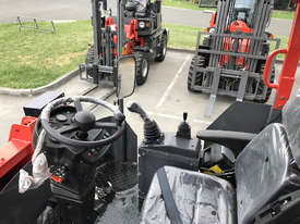 SUMMIT R420 4WD 2 Tonne ROUGH TERRAIN FORKLIFT with 2 Stage 3 Meter Mast & Side Shift - picture10' - Click to enlarge
