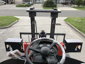 SUMMIT R420 4WD 2 Tonne ROUGH TERRAIN FORKLIFT with 2 Stage 3 Meter Mast & Side Shift - picture11' - Click to enlarge