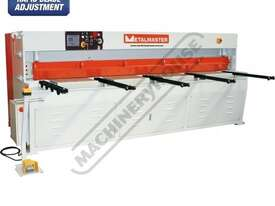 HG-1060B & PB-135B Hydraulic NC Guillotine & NC Pressbrake Package Deal Guillotine - 3100 x 6mm, Pre - picture2' - Click to enlarge