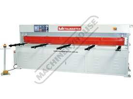 HG-1060B & PB-135B Hydraulic NC Guillotine & NC Pressbrake Package Deal Guillotine - 3100 x 6mm, Pre - picture4' - Click to enlarge