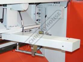 HG-1060B & PB-135B Hydraulic NC Guillotine & NC Pressbrake Package Deal Guillotine - 3100 x 6mm, Pre - picture12' - Click to enlarge