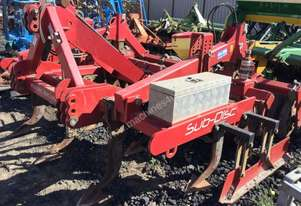 WEAVING SUBDISC Chisel Plough/Rippers Tillage Equip
