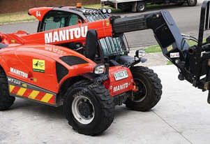 Manitou 4WD All Terrain 2.5T Telehandler HIRE from $600pw + GST