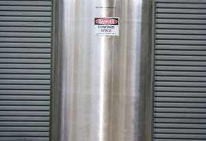 Fallsdell Machinery Stainless Steel Vacuum Tank