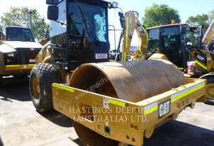 CATERPILLAR CS56B Vibratory Single Drum Smooth