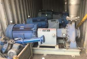 Ajax Pumps KSB Ajax Water Pumps