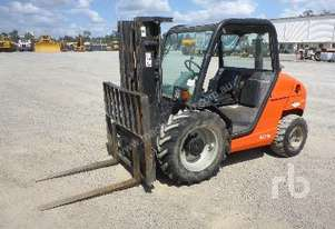 MANITOU MH25-4 Rough Terrain Forklift