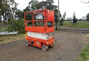 Snorkel S1930 Scissor Lift Access & Height Safety