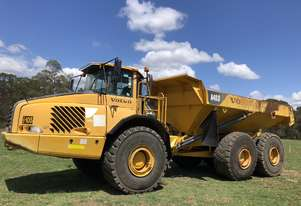 Volvo A40D Articulated Off Highway Truck