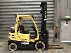 Hyster H2.50 LPG / Petrol Counterbalance Forklift - picture0' - Click to enlarge