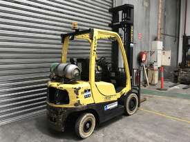 Hyster H2.50 LPG / Petrol Counterbalance Forklift - picture2' - Click to enlarge