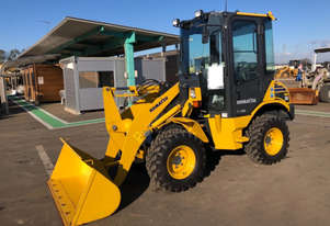 Komatsu WA30-6 Mini Wheel loaders MACHWL