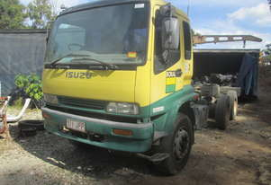 1999 Isuzu FVZ23 - Wrecking - Stock ID 1525