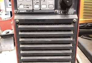 Kemppi Pro 5000 MIG/TIG/Arc Welder Power Source Unit