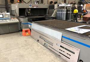 Cincinnati CL707 2kW, 1.5m x 3.0m Laser Cutting Machine. Fully operational, with chiller. Save $$$$