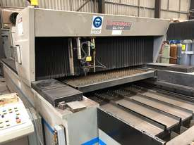 REDUCED  Cincinnati CL707 2kW, 1.5 x 3.0m Laser Cutting Machine. Fully operational, w/ chiller. - picture2' - Click to enlarge