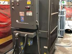 REDUCED  Cincinnati CL707 2kW, 1.5 x 3.0m Laser Cutting Machine. Fully operational, w/ chiller. - picture15' - Click to enlarge
