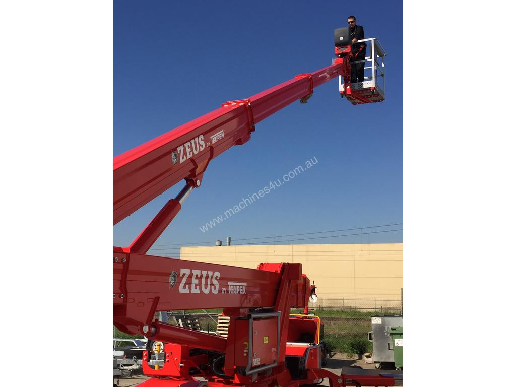 New 2018 teupen 21GT Spider Boom Lifts in , - Listed on