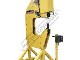 PH-28HD Power Hammer 2mm Mild Steel Capacity 711mm Throat Depth - picture0' - Click to enlarge