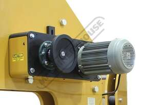 PH-28HD Power Hammer 2mm Mild Steel Capacity 711mm Throat Depth - picture3' - Click to enlarge