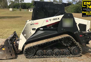 2016 Terex PT110, only 1062hrs, op attachments. EMUS MS463