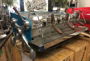 SLAYER V3 3 GROUP TURQUOISE ESPRESSO COFFEE MACHINE