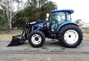 New Holland TD5.95 FWA/4WD Tractor