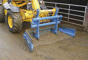 Kerfab 2400mm Muck Scraper for JCB
