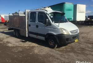 Iveco 2008   Daily 50C18