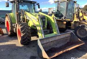 Southern Cross 2013 Claas Arion 640 CIS