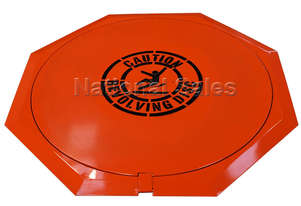 2000kg Pallet Turntable Disc 1224mm
