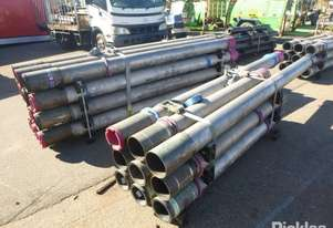 6 x Lengths of Unused Weatherford 7inch x 3m Blank Pup Joints