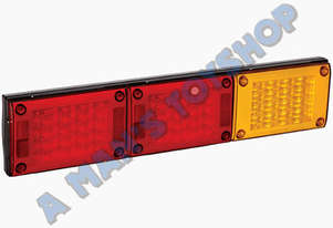 LED 48 REAR TWIN STOP/TAIL 9-33V JUMBO