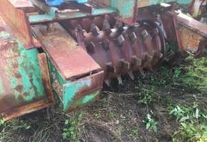 Twin Toothed Rolls Crusher