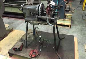 Used Ridgid Compact 300 Pipe and Bolt Threader