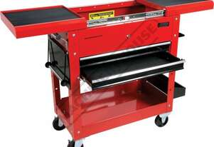 SDC-2L Steel Service Cart 2 Drawers 705 x 370 x 835mm